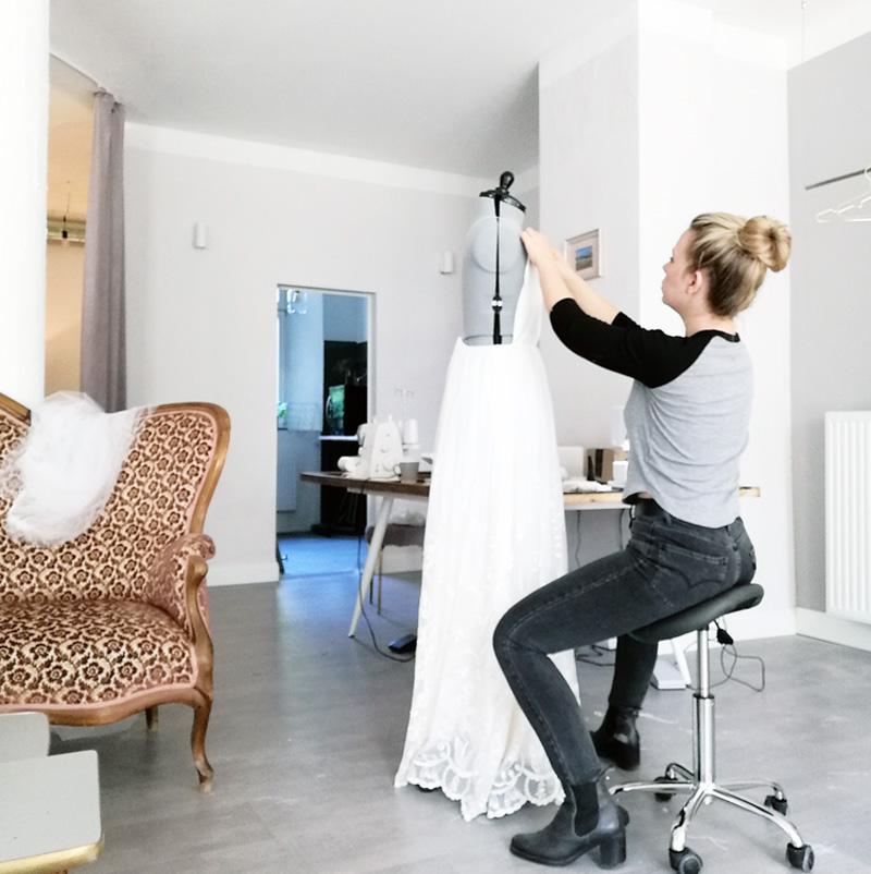 individuelle Einzelstücke Lindenau Atelier 3  Kleider